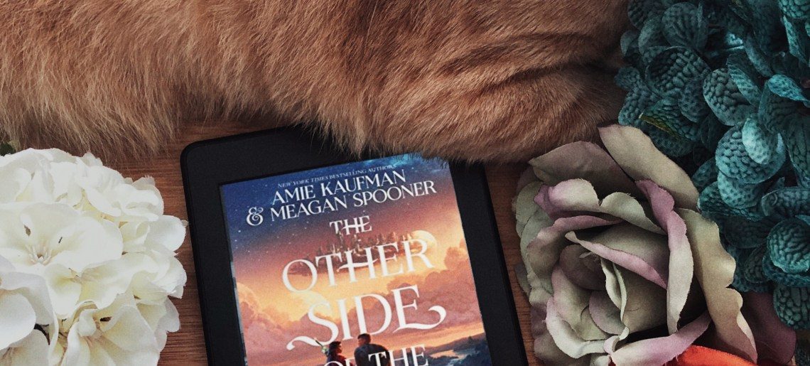 The Other Side of the Sky by Amie Kaufman & Meagan Spooner