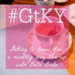 Getting to Know You | Belle Brita