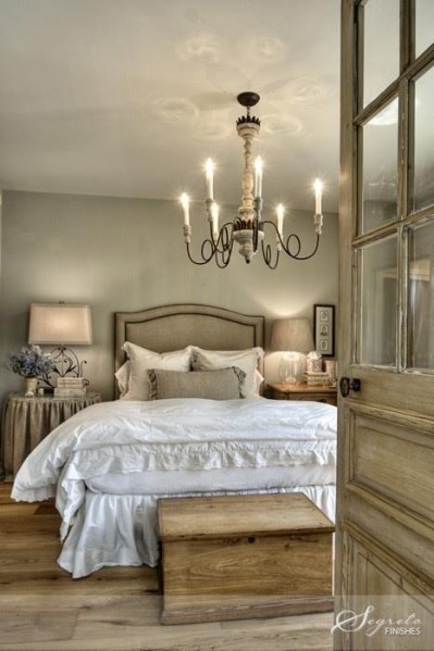 french farmhouse bedroom decor Cozy Farmhouse Chic Decorating – Beautiful home inspirations