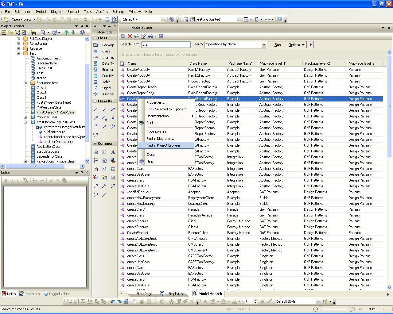 Harvesting the power of EA's SQL searches - Bellekens