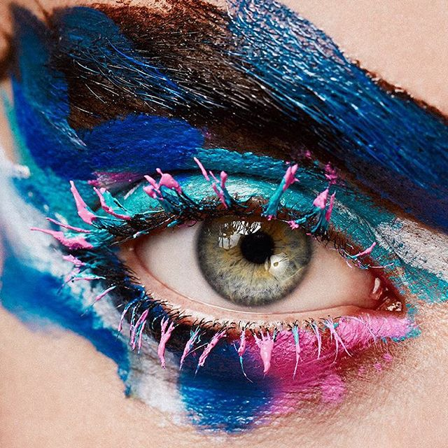 #COLOR#BEAUTY#EYES: OCCHI  INFOSSATI