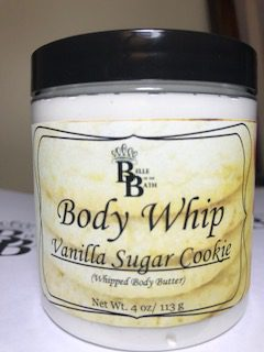 Creme (Whipped Body Butter)