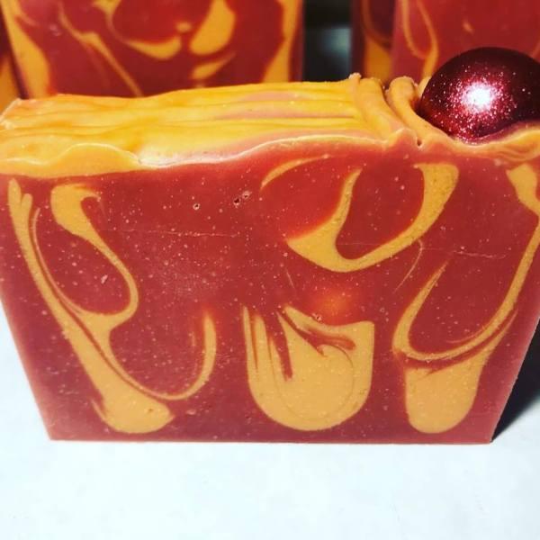 Re-designed Cranberry-Orange