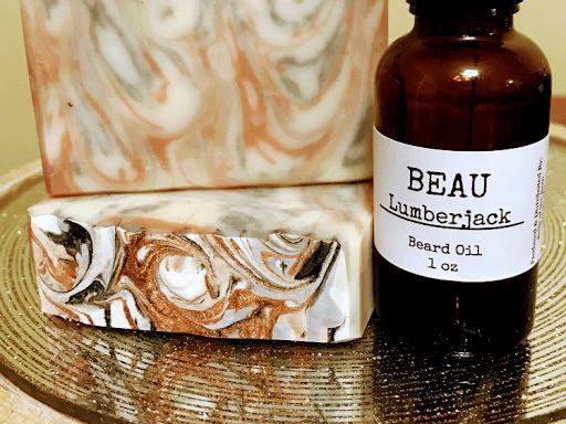 Lumberjack Beard Oil Set
