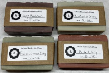 Five Star Pharma-Natural Clay Soap
