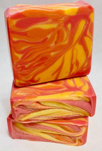 Grapefruit Sunrise Soap