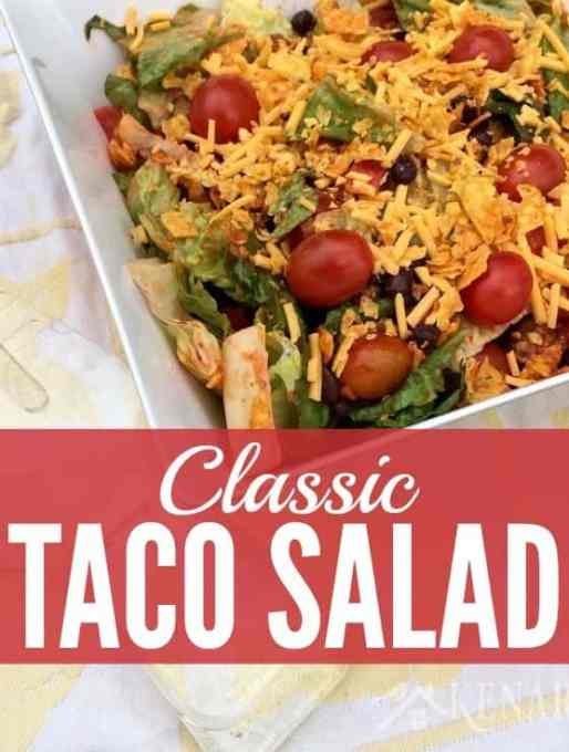 Classic Taco Salad