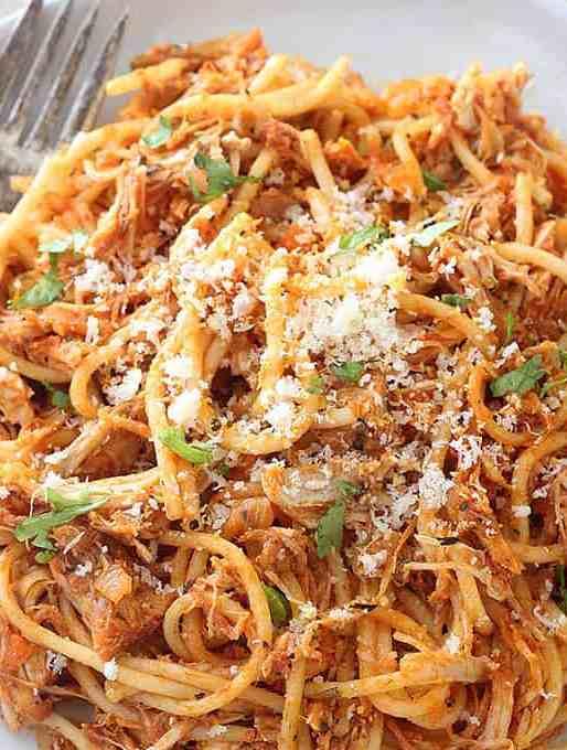 Turkey Bolognese Recipe