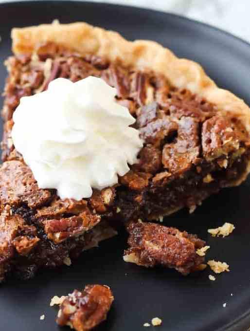 The Best Chocolate Pecan Pie