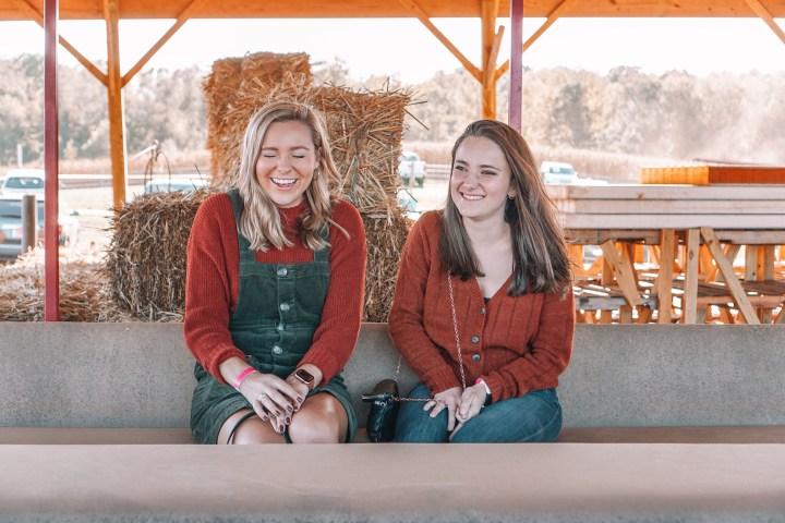 Hay Ride at Jaemor Farms