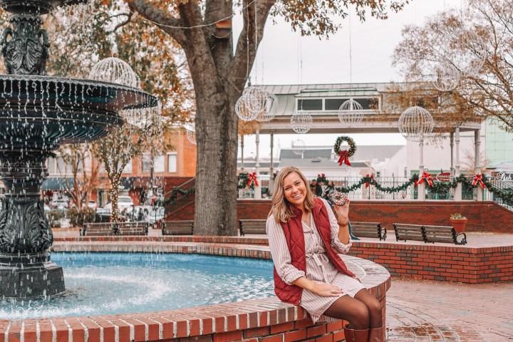 The Best Christmas Small Towns Outside of Atlanta, Georgia: Marietta