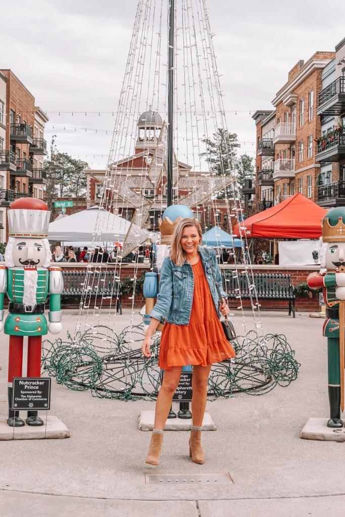 The Best Christmas Small Towns Outside of Atlanta, Georgia: Alpharetta