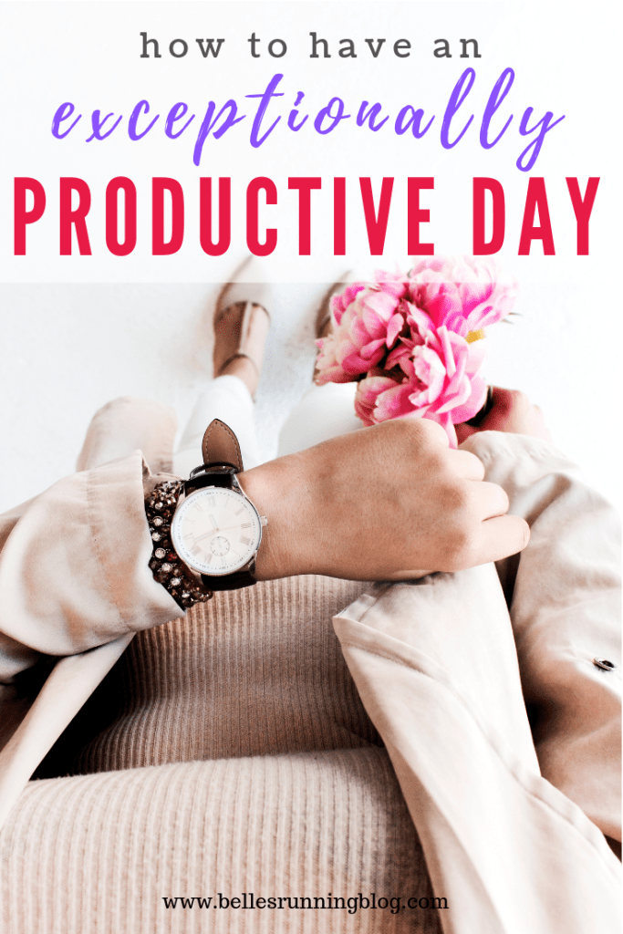 how to have a productive day | Increase your productivity with these tips
