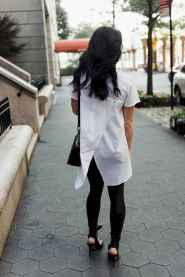 02 Cool Girls WaysTo Wear Leather Legging