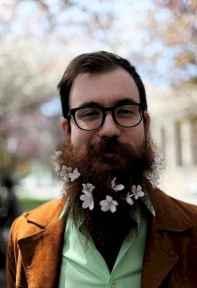 02 Most Elaborate Flower Beard Ideas