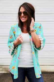 06 Sweet Kimono Chic Outfit Ideas