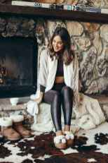 08 Cool Girls WaysTo Wear Leather Legging