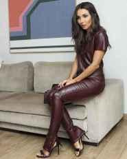 10 Cool Girls WaysTo Wear Leather Legging