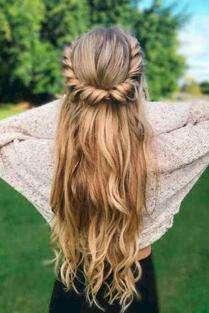 12 Easy Summer Hairstyle To Do Yourself