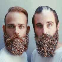 13 Most Elaborate Flower Beard Ideas