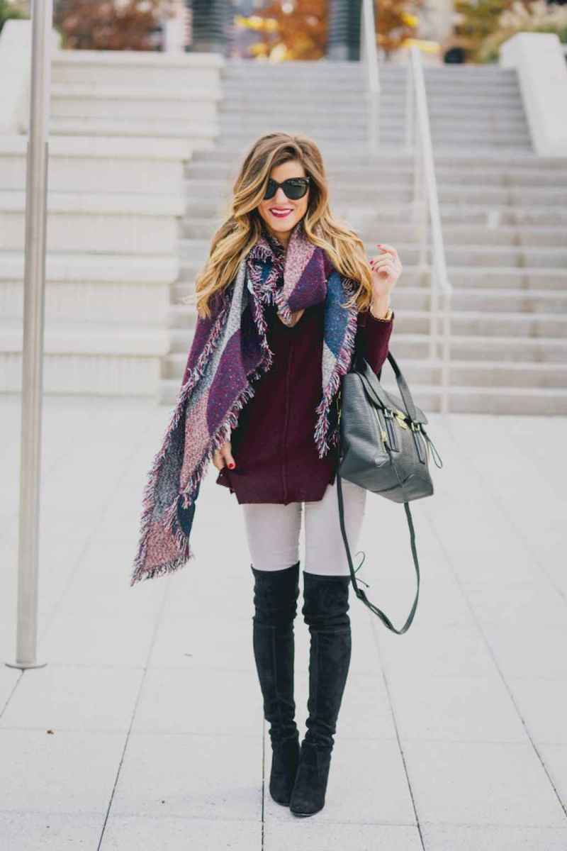 14 Adorable Winter Outfit Ideas with Boots