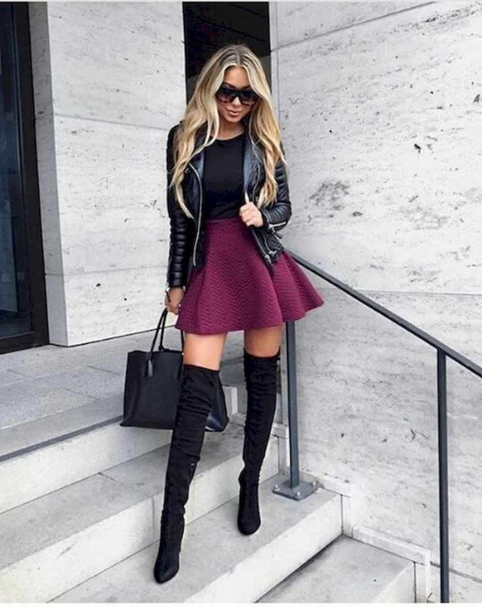 16 Adorable Winter Outfit Ideas with Boots