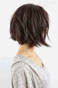 17 Messy Short Hair for Pretty Girls