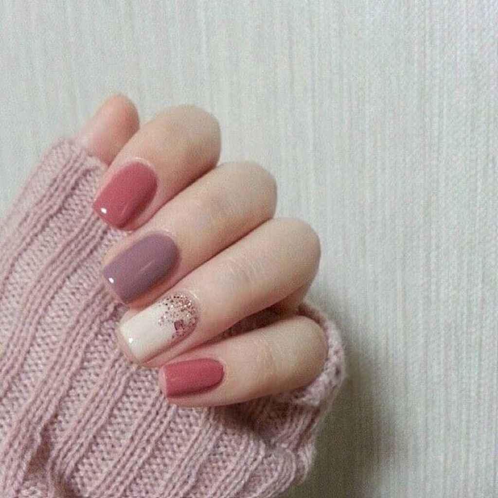 21 Easy Winter Nail Art Ideas