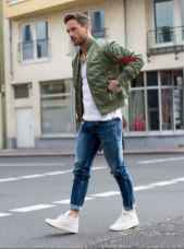 21 Men Outfit Ideas With Bomber Jacket