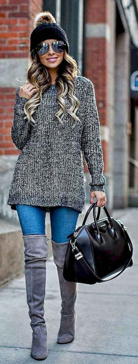 29 Adorable Winter Outfit Ideas with Boots