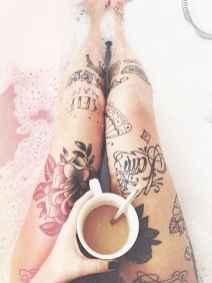 29 Most Popular Leg Tattoos Ideas for Women