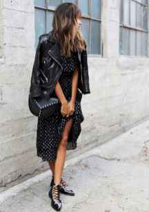 31 Chic All Black Outfit