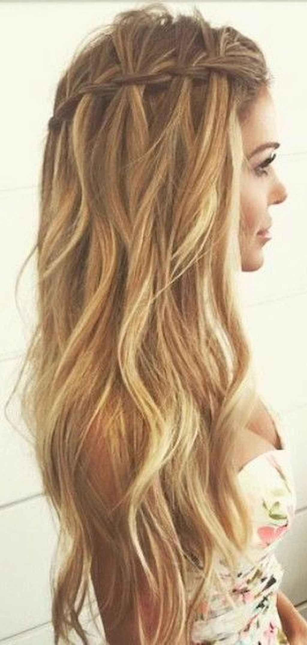 31 Easy Summer Hairstyle To Do Yourself