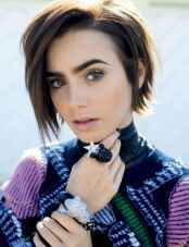 31 Messy Short Hair for Pretty Girls