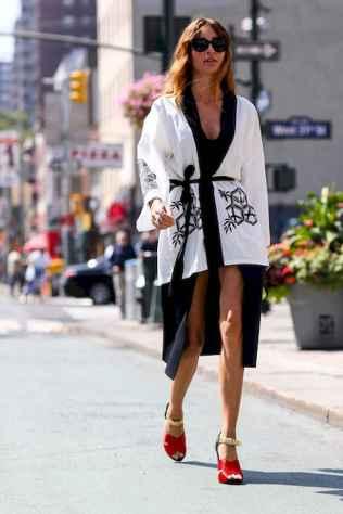 31 Sweet Kimono Chic Outfit Ideas