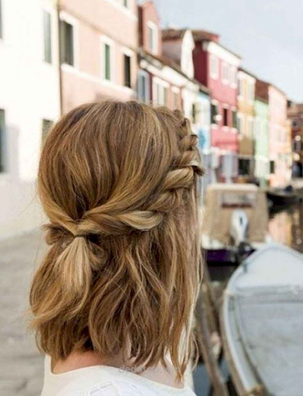 33 Easy Summer Hairstyle To Do Yourself