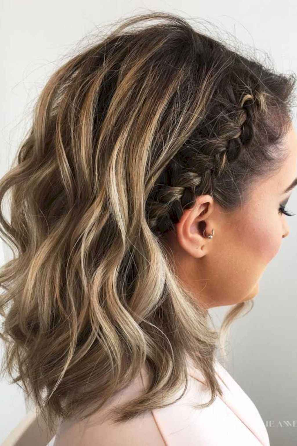 34 Easy Summer Hairstyle To Do Yourself
