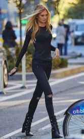 37 Chic All Black Outfit