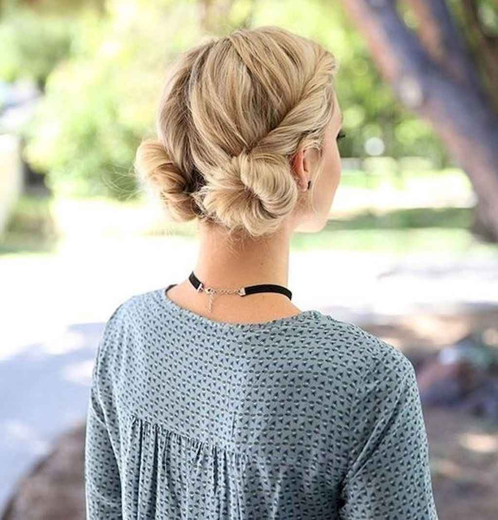 38 Easy Summer Hairstyle To Do Yourself