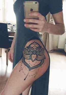 39 Most Popular Leg Tattoos Ideas for Women