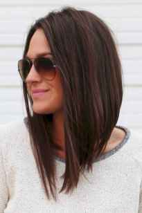39 Stylish Lob Hairstyle For Fall and Winter