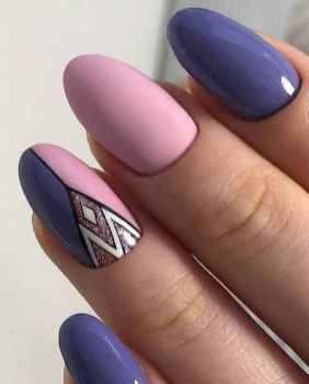 40 Easy Winter Nail Art Ideas