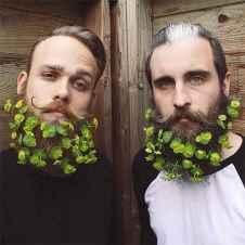 40 Most Elaborate Flower Beard Ideas