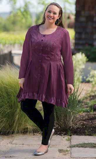 40 Tunic and Leggings to Look Cool