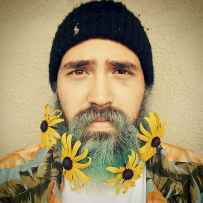 42 Most Elaborate Flower Beard Ideas