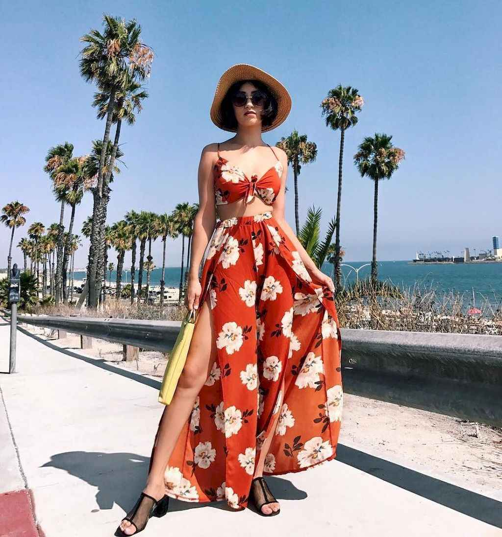 43 Trendy Summer Outfit Ideas and Looks to Copy Now