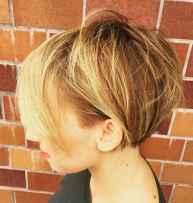 47 Messy Short Hair for Pretty Girls