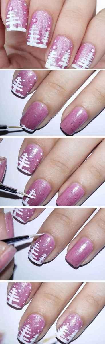 63 Easy Winter Nail Art Ideas