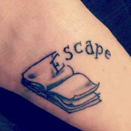 01 Awesome Book Tattoo Designs Ideas For Bookworms