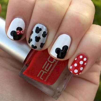 01 Cute Nail Art Designs Ideas for Your Inspiration